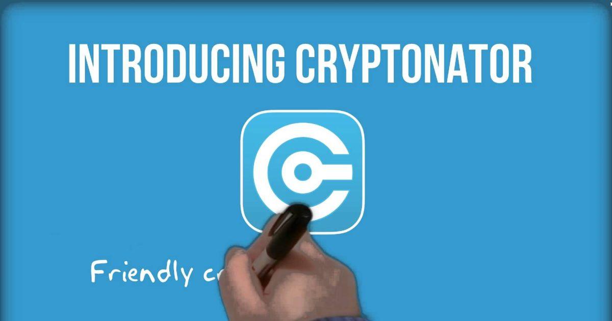 лого Cryptonator