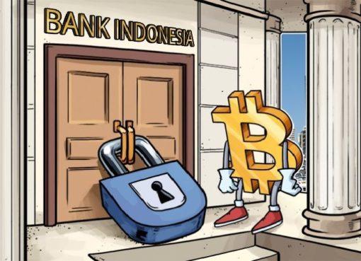 Индонезийский центральный банк продолжает кампанию против криптовалюты