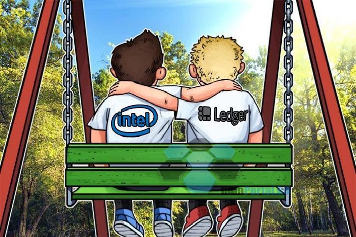Партнерство Intel и Ledger представило новые решения для хранения данных
