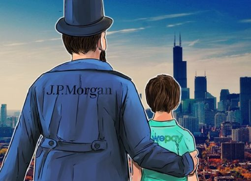 JPMorgan покупает Биткоин сеть WePay