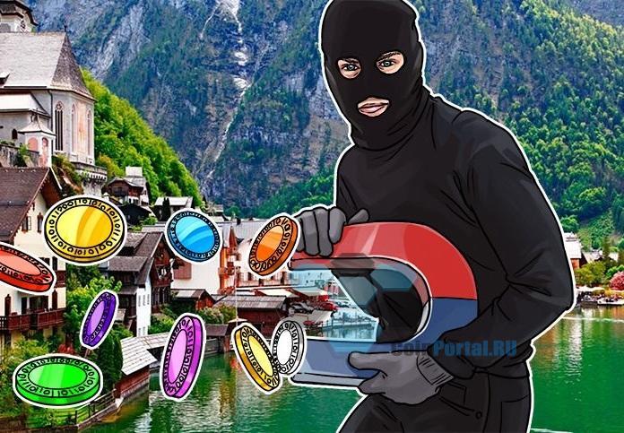 У владельца биткойн-аккаунта украли 100 000$ через wi-fi