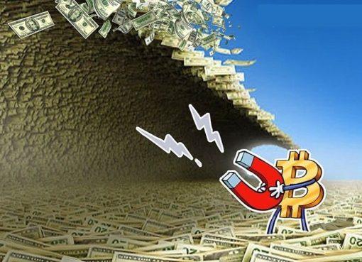 Биткойн становится мэйнстримом; Coinbase обогнал Charles Schwab по числу пользователей