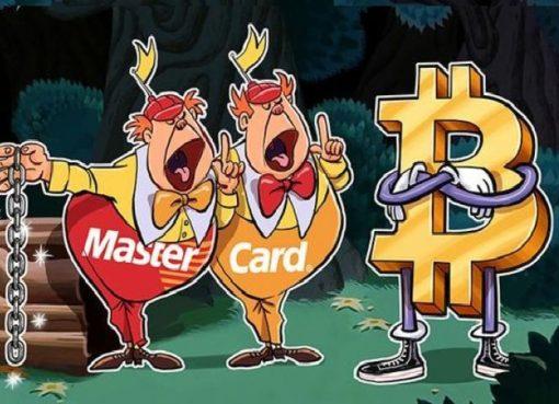 Mastercard запатентовала технологию моментальной оплаты на базе блокчейн