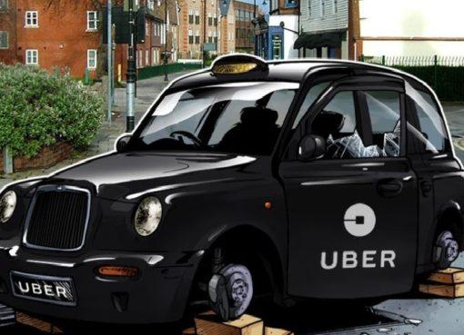Uber взломан; персональные данные украдены; кошельки в опасности?
