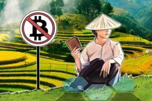 Вьетнам ввел запрет на оплату Биткойном. Мир сохраняет спокойствие.