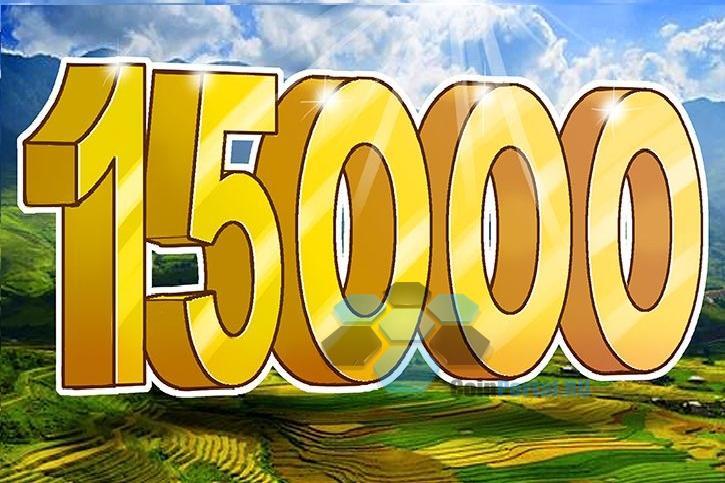Новый день - новый рекорд: биткойн достиг 15 000$