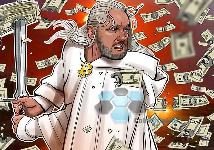 Джулиан Ассанж назло властям просит вносить пожертвования в криптовалютах