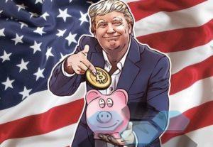 Администрация президента США наблюдает за криптовалютами