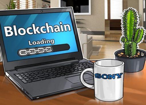 Sony собирается использовать блокчейн в сфере образования
