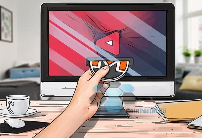 Хакеры используют видео-сайты для майнинга