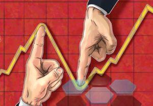 Deutsche Bank:Инвесторы перешли на криптовалюту из-за низкой волатильности на Уолл-стрит