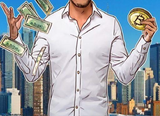 "Goldman Sachs признал биткойн ""настоящими деньгами"""