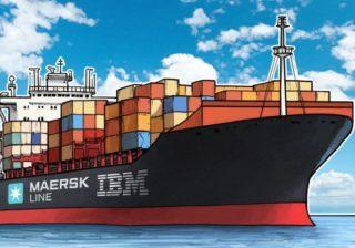 IBM и Maersk запускают обещанную логистическую компанию на блокчейне