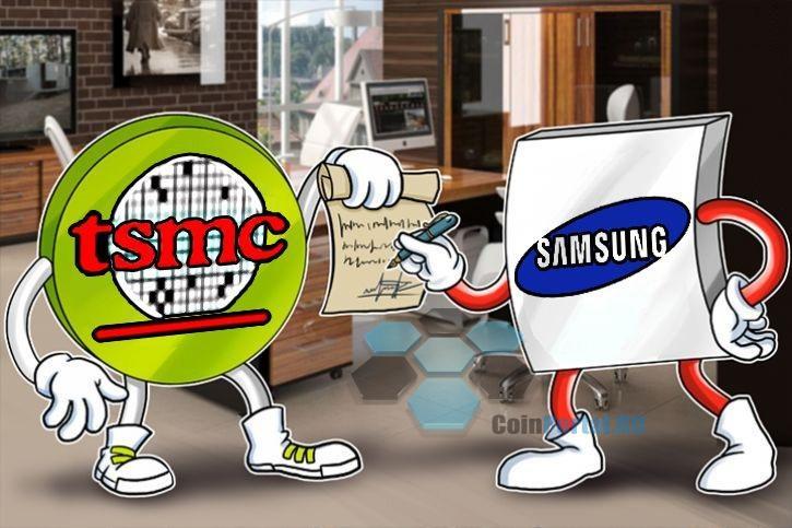Samsung выходит на рынок криптовалютного майнинга и поставляет чипы ASIC в Китай