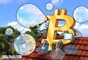 Нобелевский лауреат считает биткойн пузырем, который продержится 100 лет