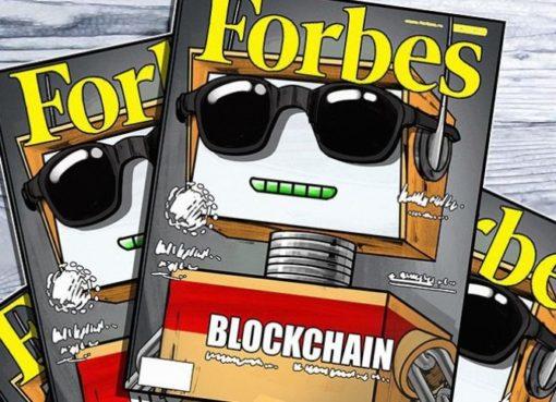 В топ-50 финтех компаний Forbes вошли 11 из криптовалютной отрасли