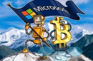 Microsoft введет систему идентификации на блокчейне