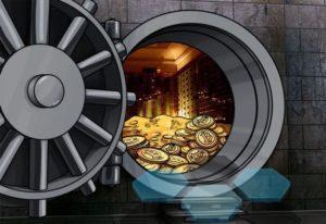 Королевский Монетный Двор запускает криптовалюту, обеспеченную золотом
