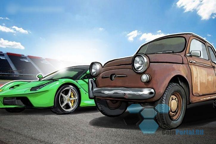 Блокчейн поможет определить срок эксплуатации автомобиля