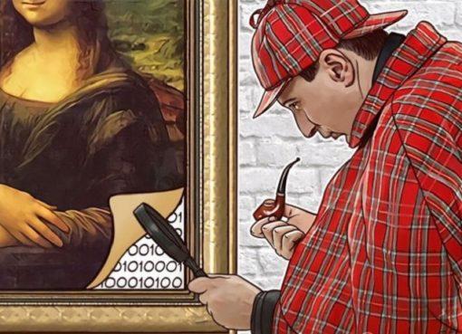 Абстрационист наградит криптовалютой за разгадку зашифрованного в картинах ключа