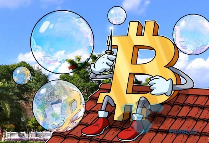 Джон Матонис: Биткойн - это булавка, которая проткнет финансовый пузырь