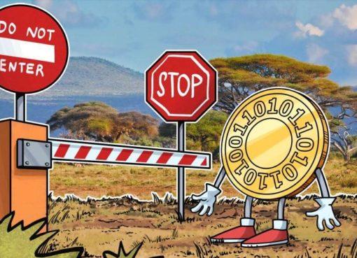 Центробанк Кении призвал банки не связываться с криптовалютой