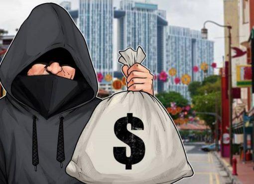 Сингапур: Два биткойн-брокера арестованы за попытку кражи $365K наличными