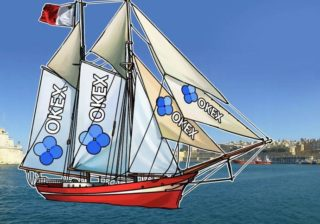 """Вторая крупнейшая в мире биржа OKEx переезжает на мальтийский """"блокчейн-остров"""""""