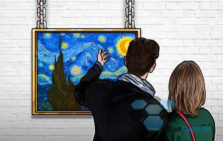 Онлайн-аукцион запустил блокчейн-сервис проверки подлинности предметов искусства