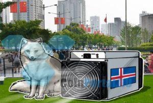 Украденное из Исландии оборудование для майнинга предположительно оказалось в Китае