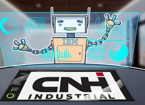 CNH Industrial перейдет на блокчейн-технологию IBM