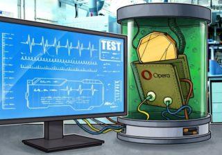 Opera стала первым крупнейшим браузером с собственным криптокошельком
