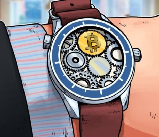 Новая модель часов Hublot продается только за биткойны