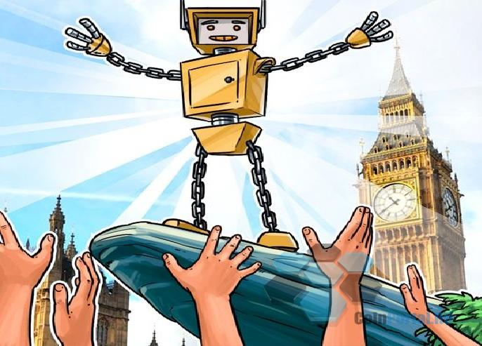 После Брексита проблему торговли Великобритании поможет решить блокчейн