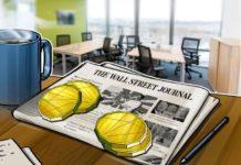 Новый токен Wall Street Journal прикрыли по этическим соображениям